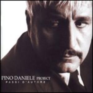 PINO DANIELE - PASSI D'AUTORE -PLASTICA (CD)