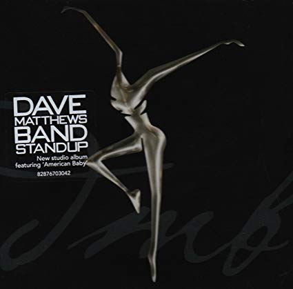DAVE MATTHEWS BAND (THE) - STAND UP (CD)