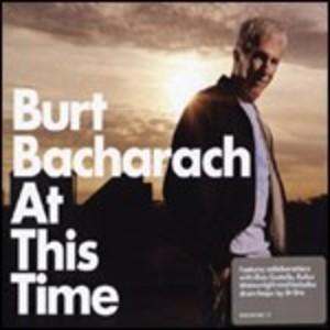 BURT BACHARACH - AT THIS TIME (CD)