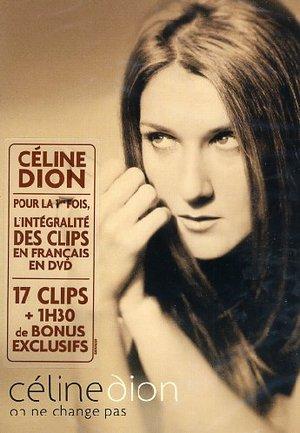 CELINE DION ON NE CHANGE PAS (DVD)