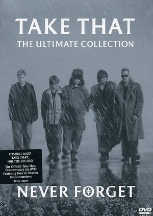 TAKE THAT THE ULTIMATE COLLECTION DVD (DVD)