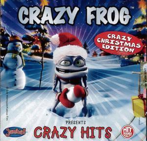 CRAZY FROG (CRAZY CHRISTMAS EDITION) (CD)
