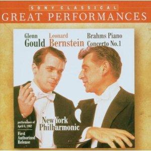 BRAHMS - CONCERTO PER PIANOFORTE N.1 (CD)