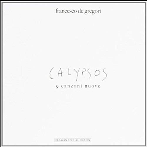 FRANCESCO DE GREGORI - CALYPSOS (CD)