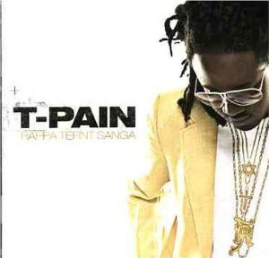 T-PAIN - RAPPA TERN SANGA (CD)