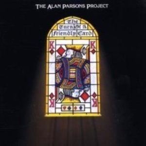 ALAN PARSON PROJECT - THE TURN OF A FRIENDLY CARD (CD)