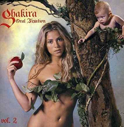 SHAKIRA - ORAL FIXATION VOL.2 -+3 BONUS (CD)