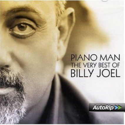 BILLY JOEL - PIANO MAN. THE VERY BEST OF (CD)