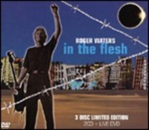 ROGER WATERS - IN THE FLESH -2CD+DVD (CD)