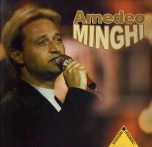 AMEDEO MINGHI (CD)