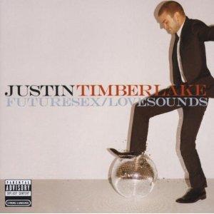 JUSTIN TIMBERLAKE - FUTURESEX/LOVESOUNDS (CD)