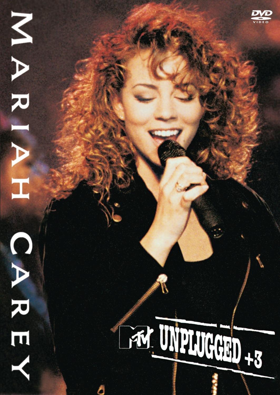 MARIAH CAREY - MTV UNPLUGGED + 3 (DVD)