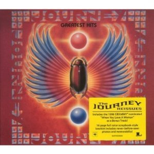 JOURNEY - GREATEST HITS: REMASTERED & EXPANDED (CD)
