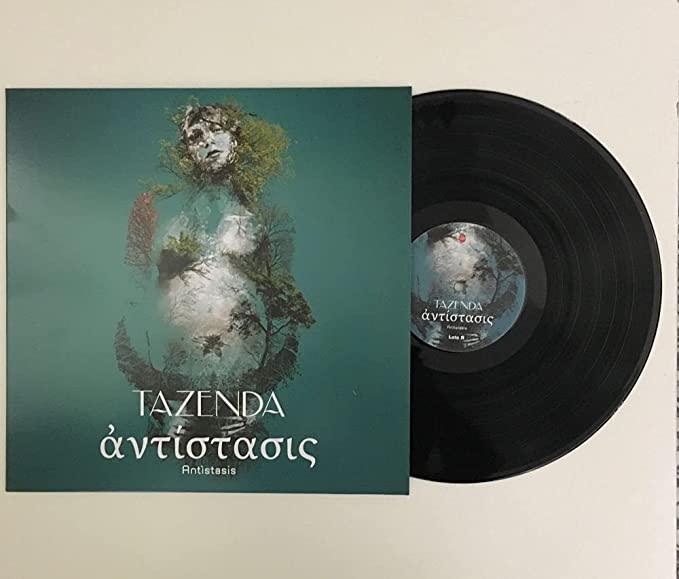 TAZENDA - ANTISTASIS (LP)