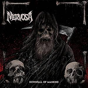 NERVOSA - DOWNFALL OF MANKIND (CD)