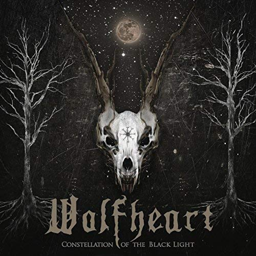 WOLFHEART - CONSTELLATION OF THE BLACK LIGHT (CD)