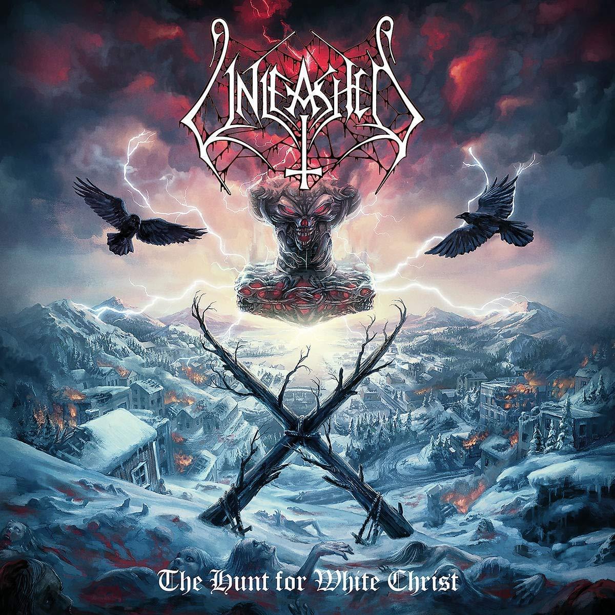 UNLEASHED - THE HUNT FOR WHITE CHRIST CD, EDIZIONE LIMITATA (CD