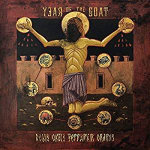 YEAR OF THE GOAT (CD)
