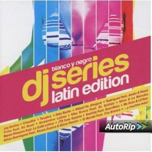 BLANCO Y NEGRO DJ SERIES. LATIN EDITION -2CD (CD)