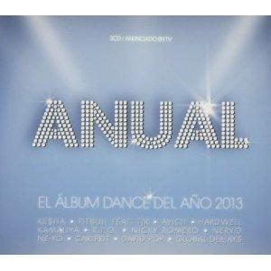 ANUAL 2013 -3CD (CD)