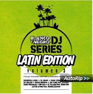 DJ SERIES LATIN EDITION VOL.3 -2CD (CD)
