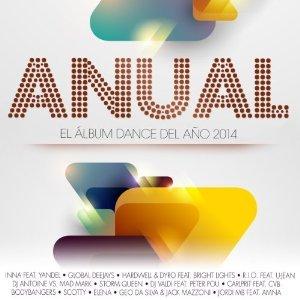 ANUAL 2014 -3CD (CD)