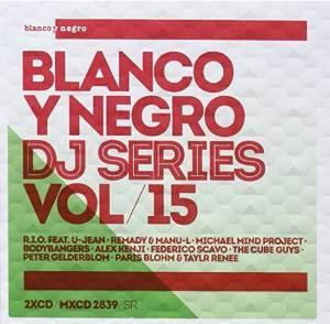 BLANCO Y NEGRO DJ SERIES VOL.15 (CD)