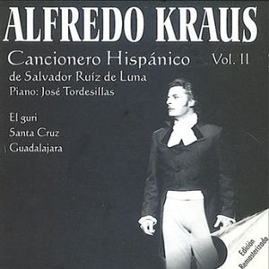 ALFREDO KRAUS - CANCIONERO HISPANICO VOL.2 (CD)