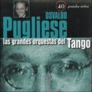 OSVALDO PUGLIESE - 40 GRANDES EXITOS (CD)