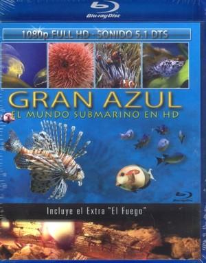 GRAN AZUR (BLU-RAY)