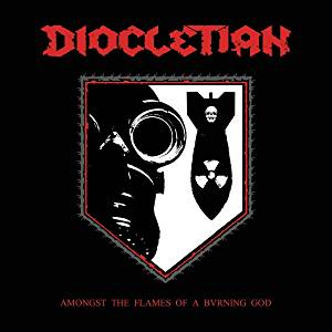 DIOCLETIAN - AMONGST THE FLAMES OF A BURNING GOD (CD)