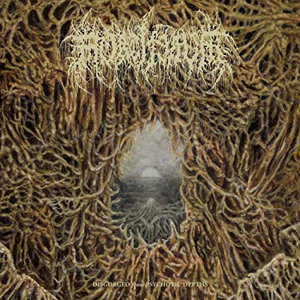 MORTIFERUM - DISGORGED FROM PSYCHOTIC DEPTHS (CD)