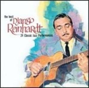 THE BEST OF DJANGO REINHARDT (CD)