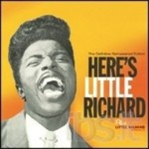 LITTLE RICHARD - HERE'S LITTLE RICHARD - LITTLE RICHARD VOL.2 (CD)