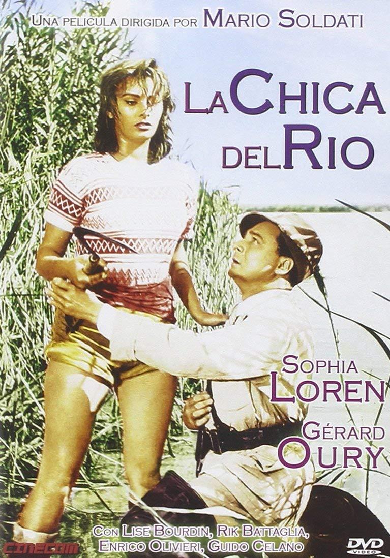 LA CHICA DEL RIO (DVD)