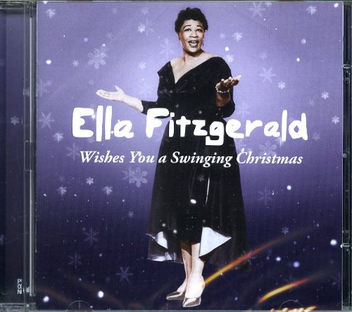 ELLA FITZGERALD - WISHES YOU A SWINGING CHRISTMAS (CD)
