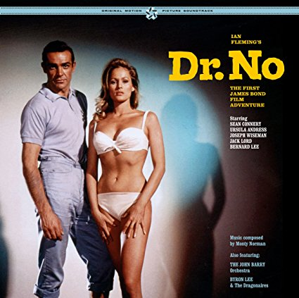DR. NO BY MONTY NORMAN (LP)