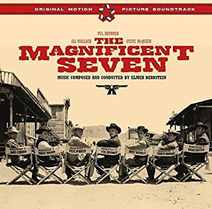 THE MAGNIFICENT SEVEN (CD)
