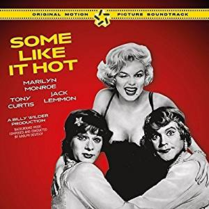 MARILYN MONROE - SOME LIKE IT HOT (+ 15 BONUS TRACKS) (CD)