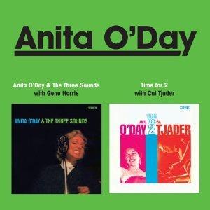 ANITA O'DAY - ANITA O'DAY & THE THREE SOUNDS + TIME FOR 2 (CD)