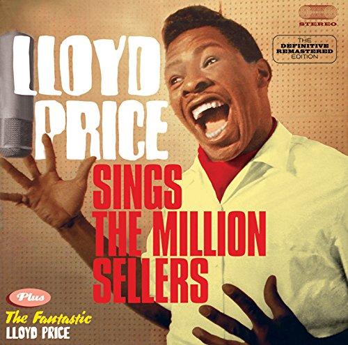 LLOYD PRICE - THE FANTSTIC LLOYD PRICE (+ SINGS THE MILLION SELL