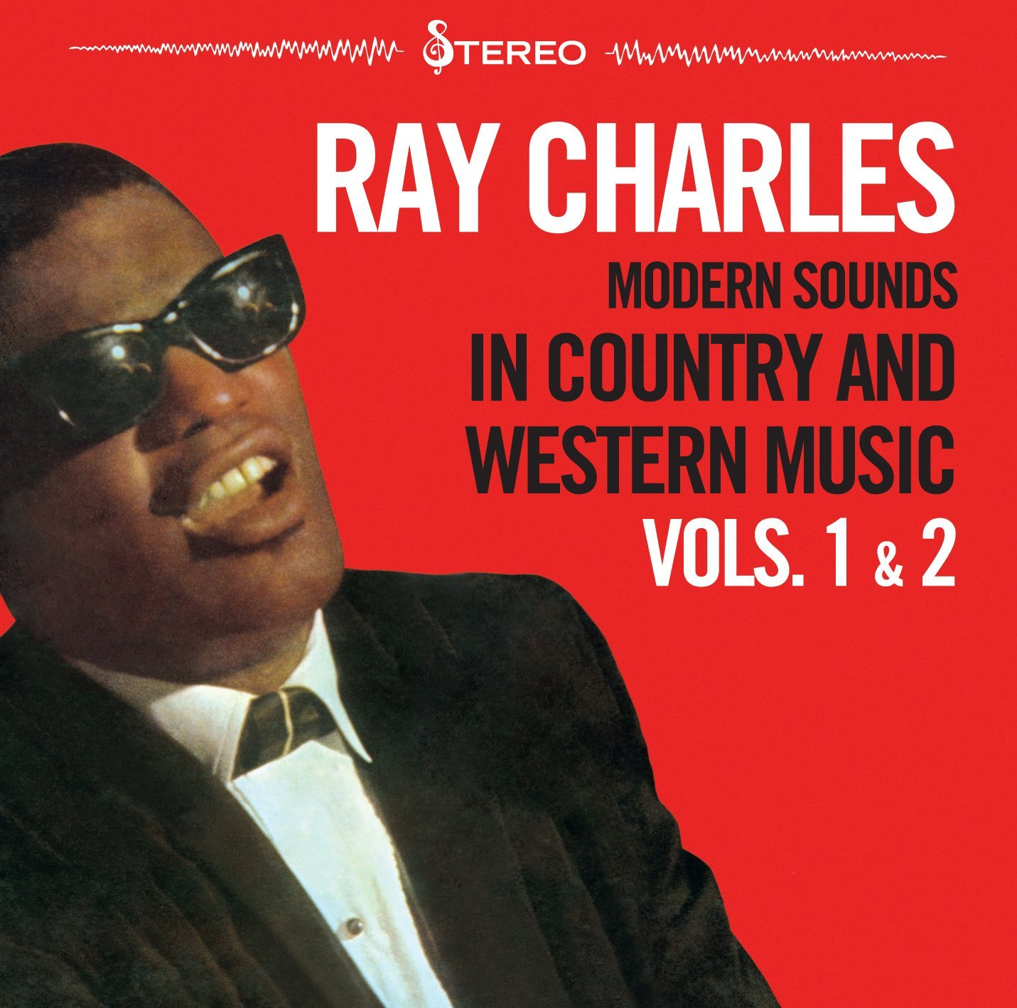 RAY CHARLES - MODERN SOUNDS IN COUNTRY & WESTERN MUSIC VOLS. 1 &