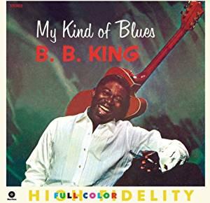 B.B. KING - MY KIND OF BLUES (LP)