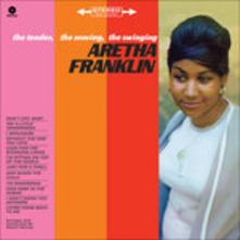 ARETHA FRANKLIN - THE TENDER, THE MOVING, THE SWINGING (LP)