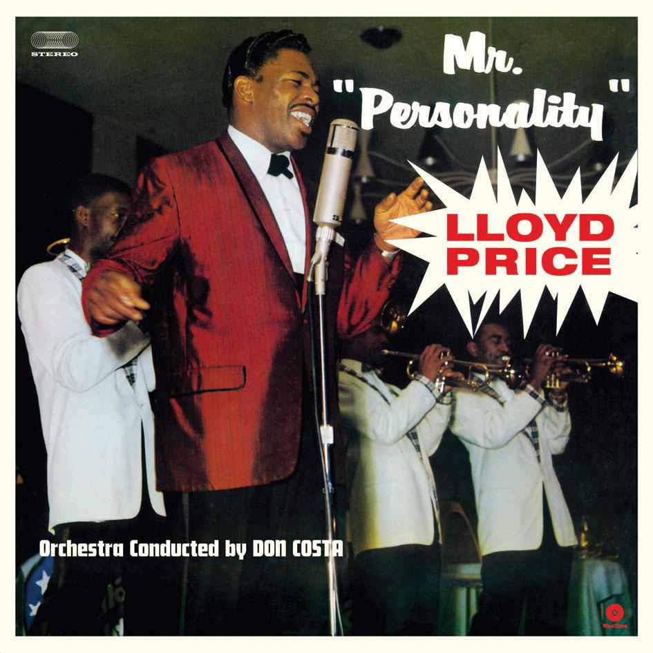 LLOYD PRICE - MR PERSONALITY (LP)