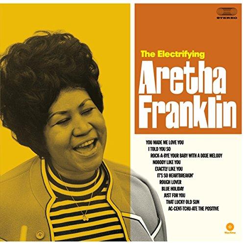 ARETHA FRANKLIN - THE ELECTRIFYING ARETHA FRANKLIN (LP)