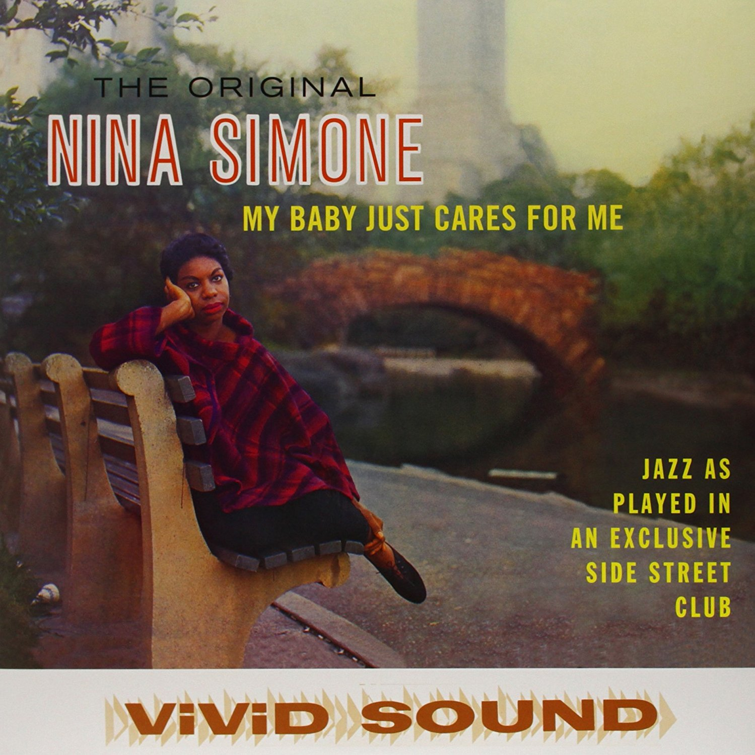 NINA SIMONE - MY BABE JUST CARES FOR ME (LP)