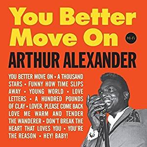 ARTHUR ALEXANDER - YOU BETTER MOVE ON TRACCE EXTRA (LP)