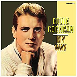 EDDIE COCHRAN - MY WAY (LP)