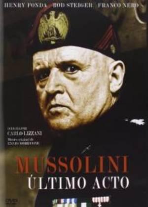 MUSSOLINI ULTIMO ATTO (DVD)